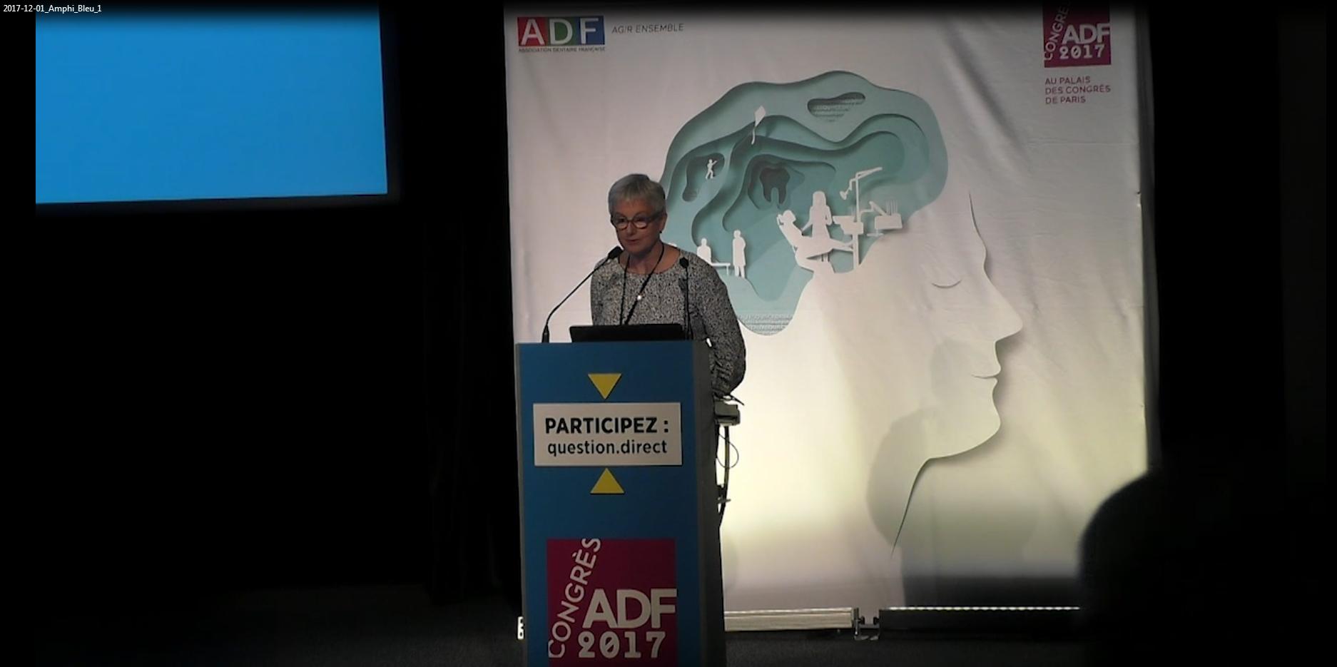 Conférence ADF 2017 «AROMATHERAPIE EN PARODONTIE  :  MYTHE OU REALITE?»